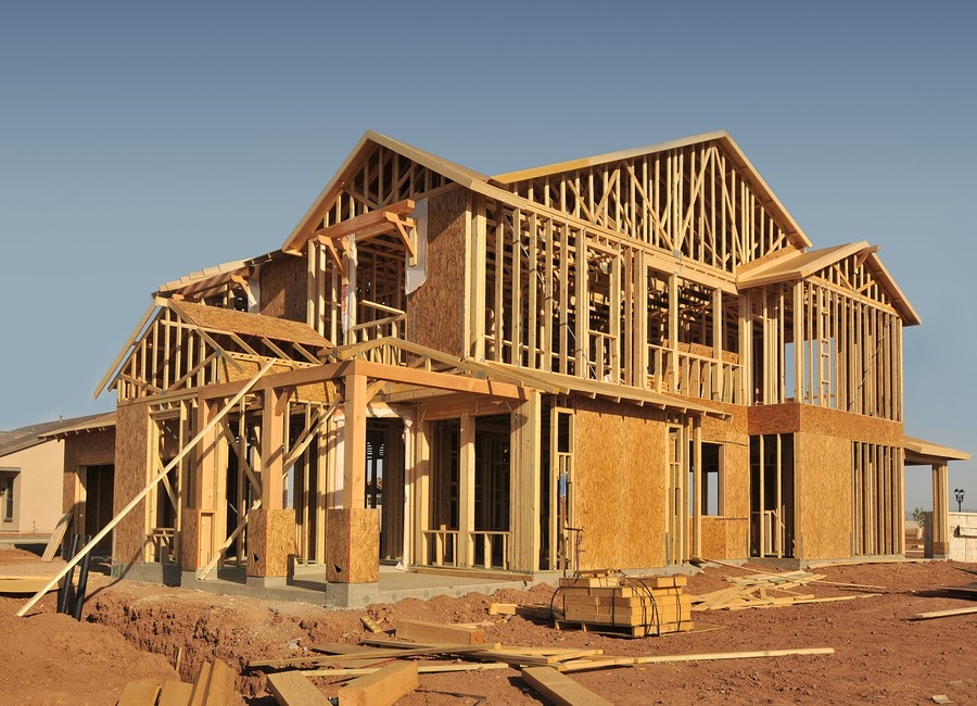 How New Homes Are Built Nailman Construction